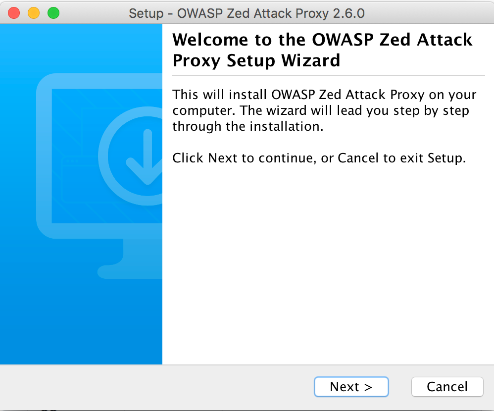 Installing And Configuring Owasp Zed Attack Proxy Tool